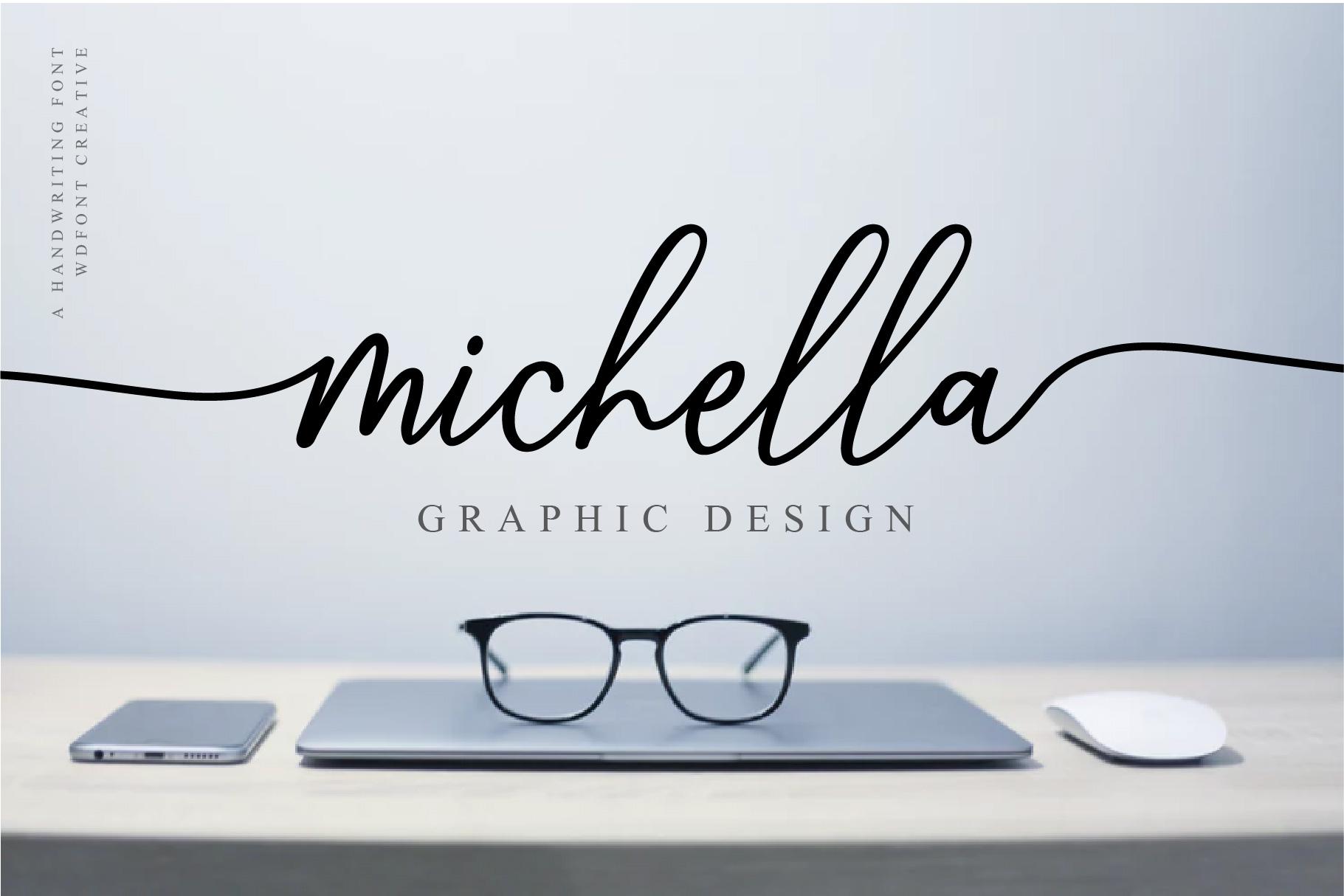 Comica Script Font example image 3