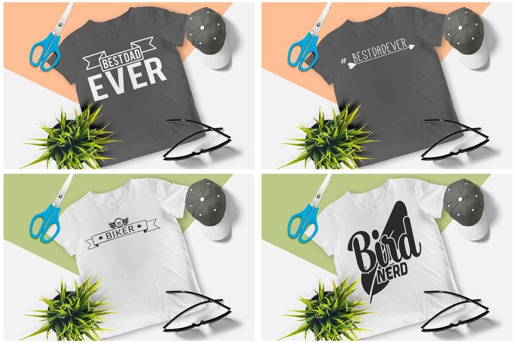 200 Printready Tshirt Design Mega Bundle example image 4