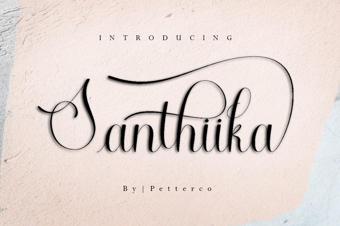 Santhiika example image 1