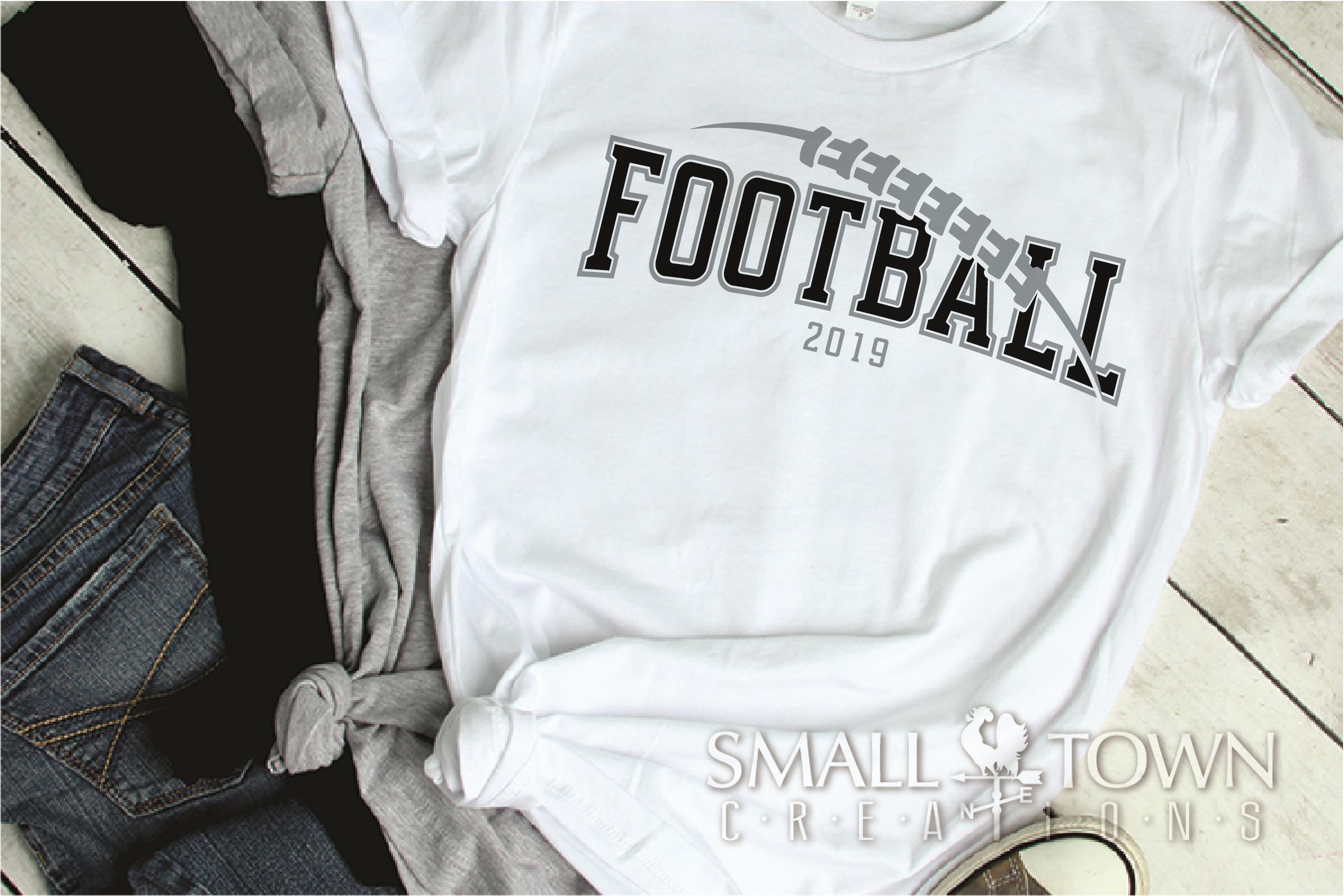 Football, Football Team, Logo, Sport, PRINT, CUT & DESIGN example image 2