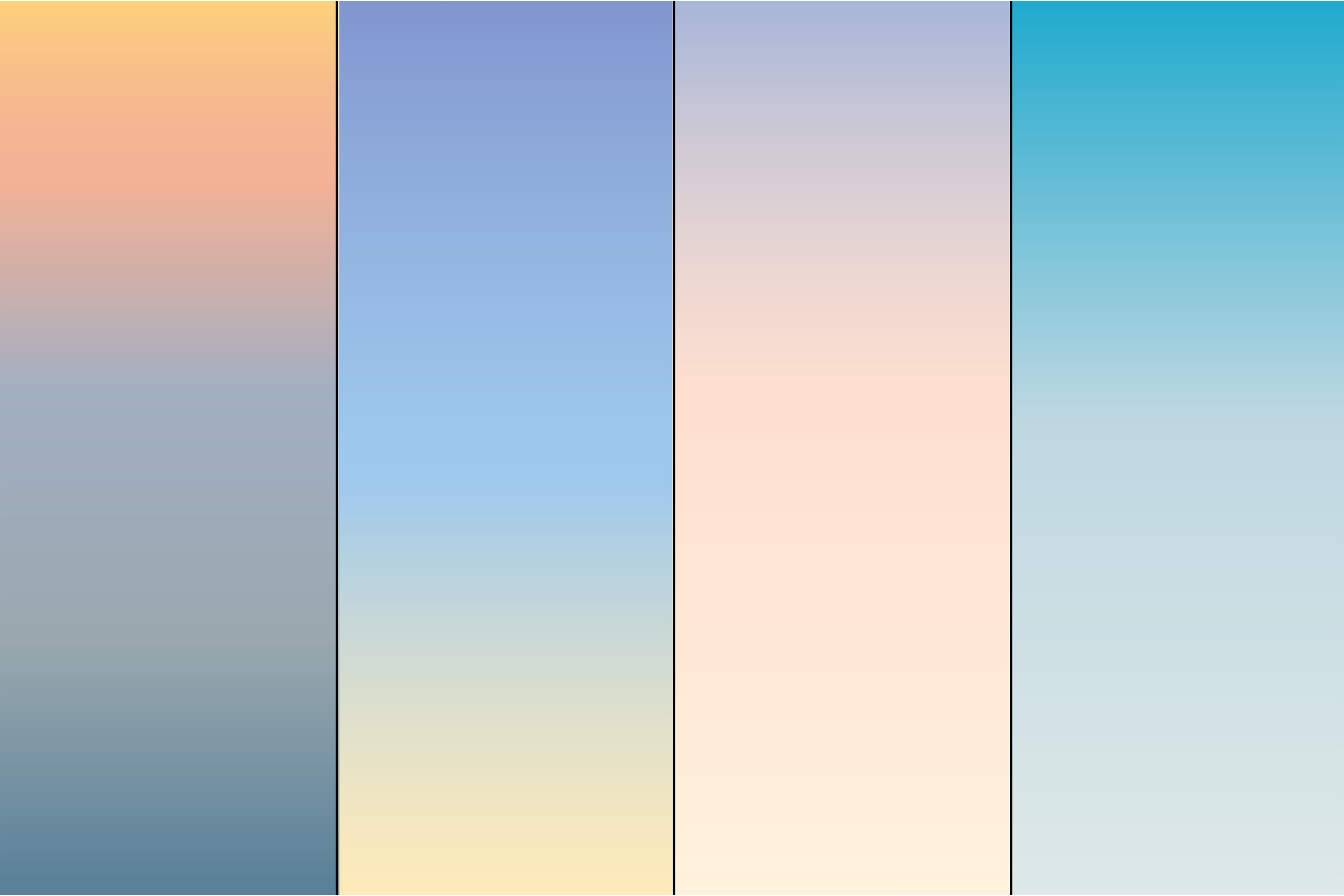 Gradient Sky Backgrounds example image 4
