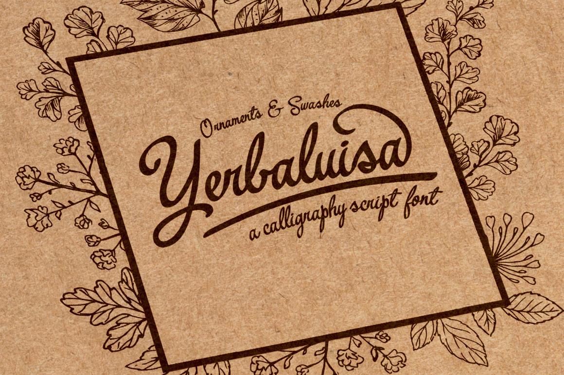 Yerbaluisa example image 2