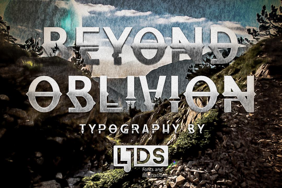 Beyond Oblivion example image 1