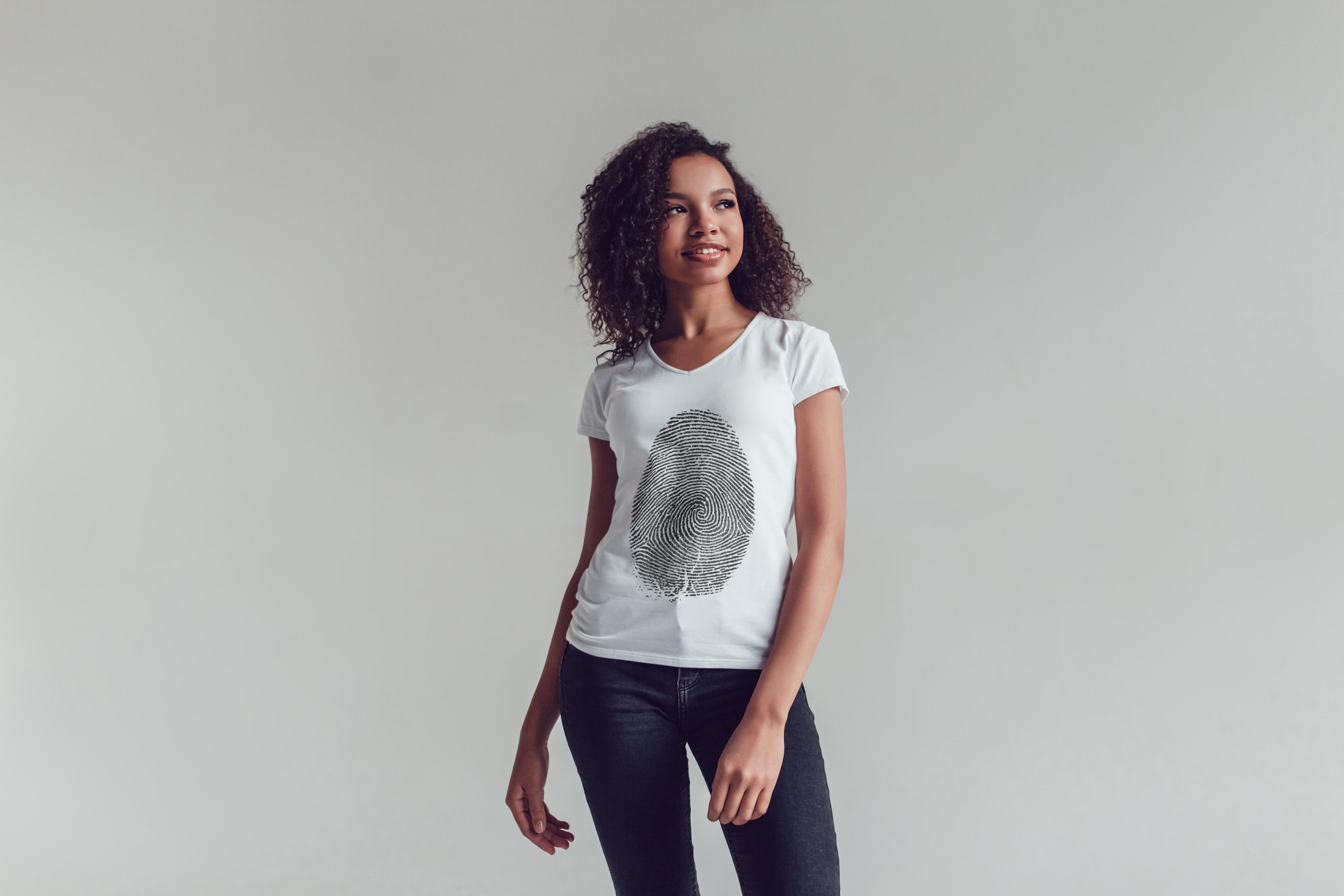 T-Shirt Mock-Up Vol.20 2017 example image 11