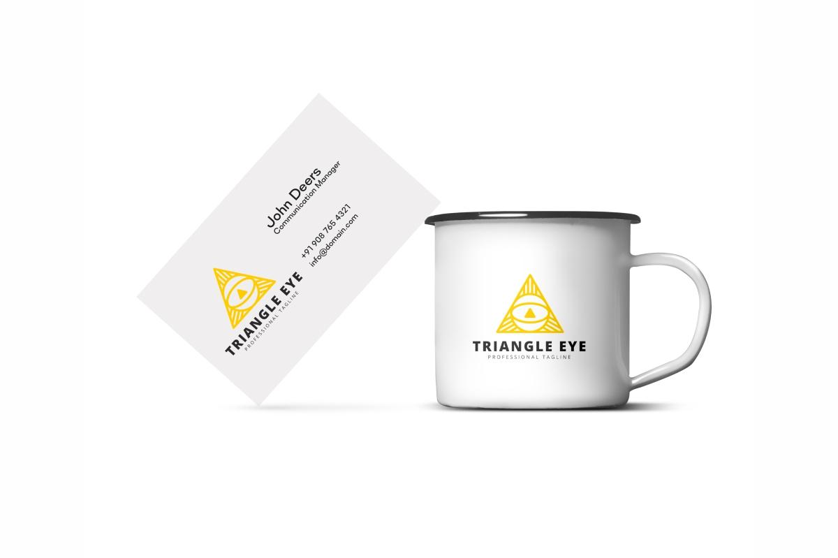 Triangle Eye Logo example image 4