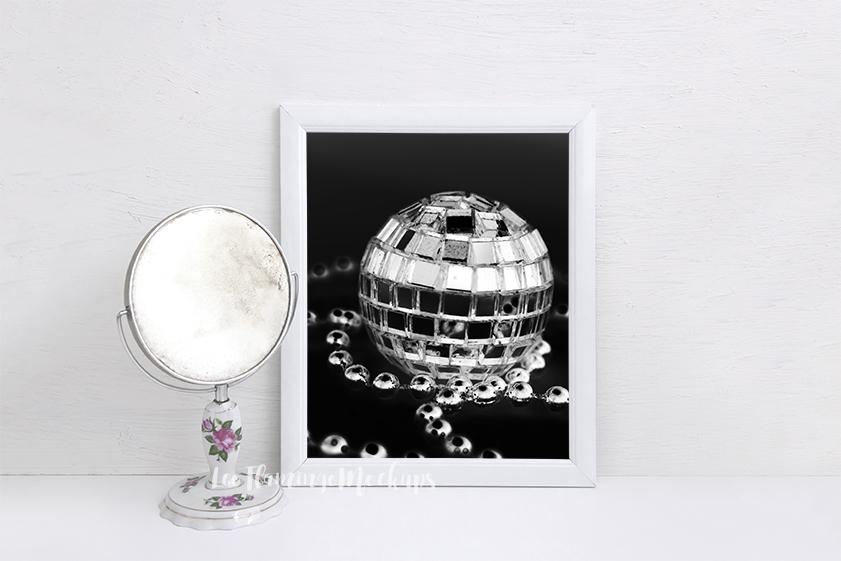 White Frame Mockup 8x10 stock photo png jpg example image 2