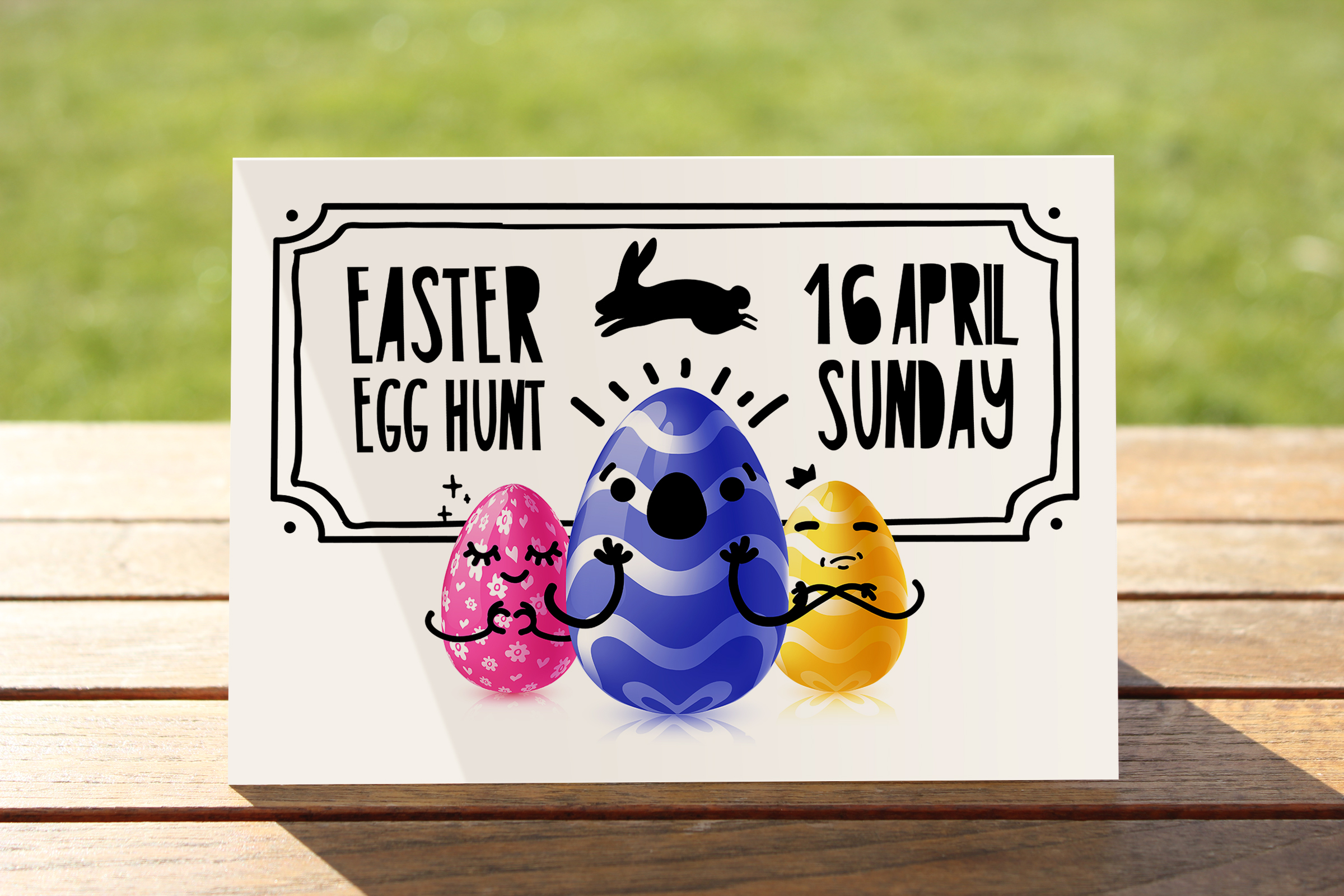 Collection of Easter eggs character example image 4