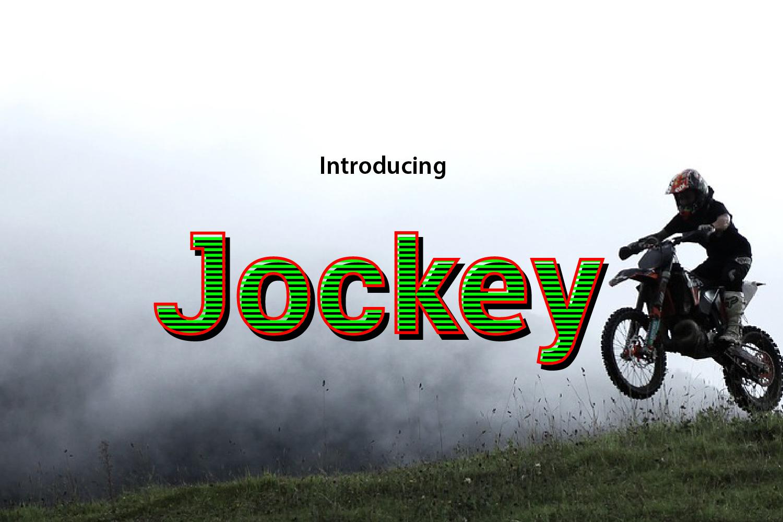 Jockey example image 2