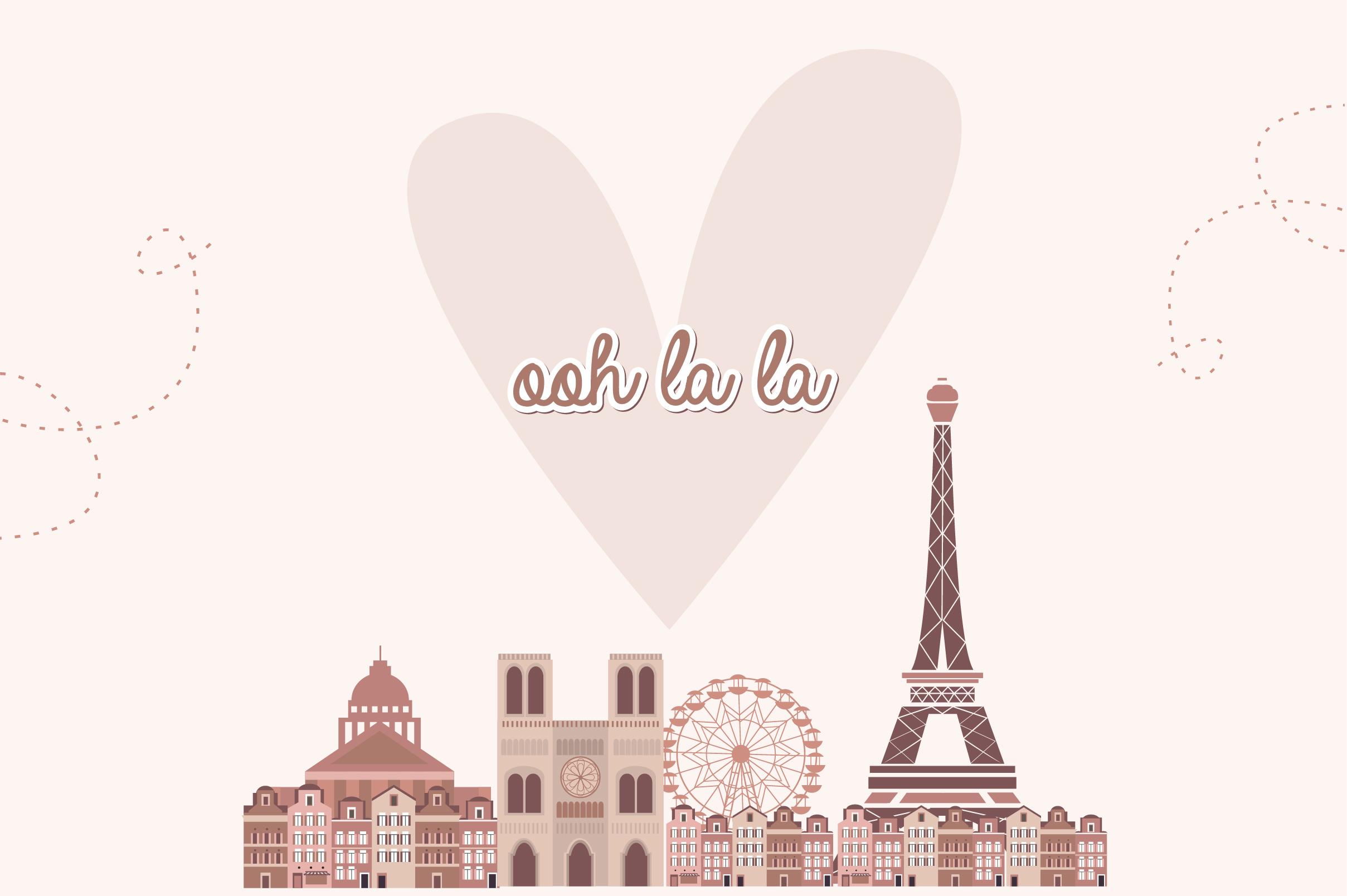Paris. One romantic story example image 11