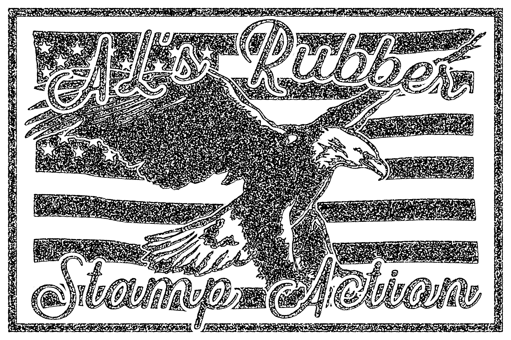 AL's Rubber Stamp Action Kit example image 29