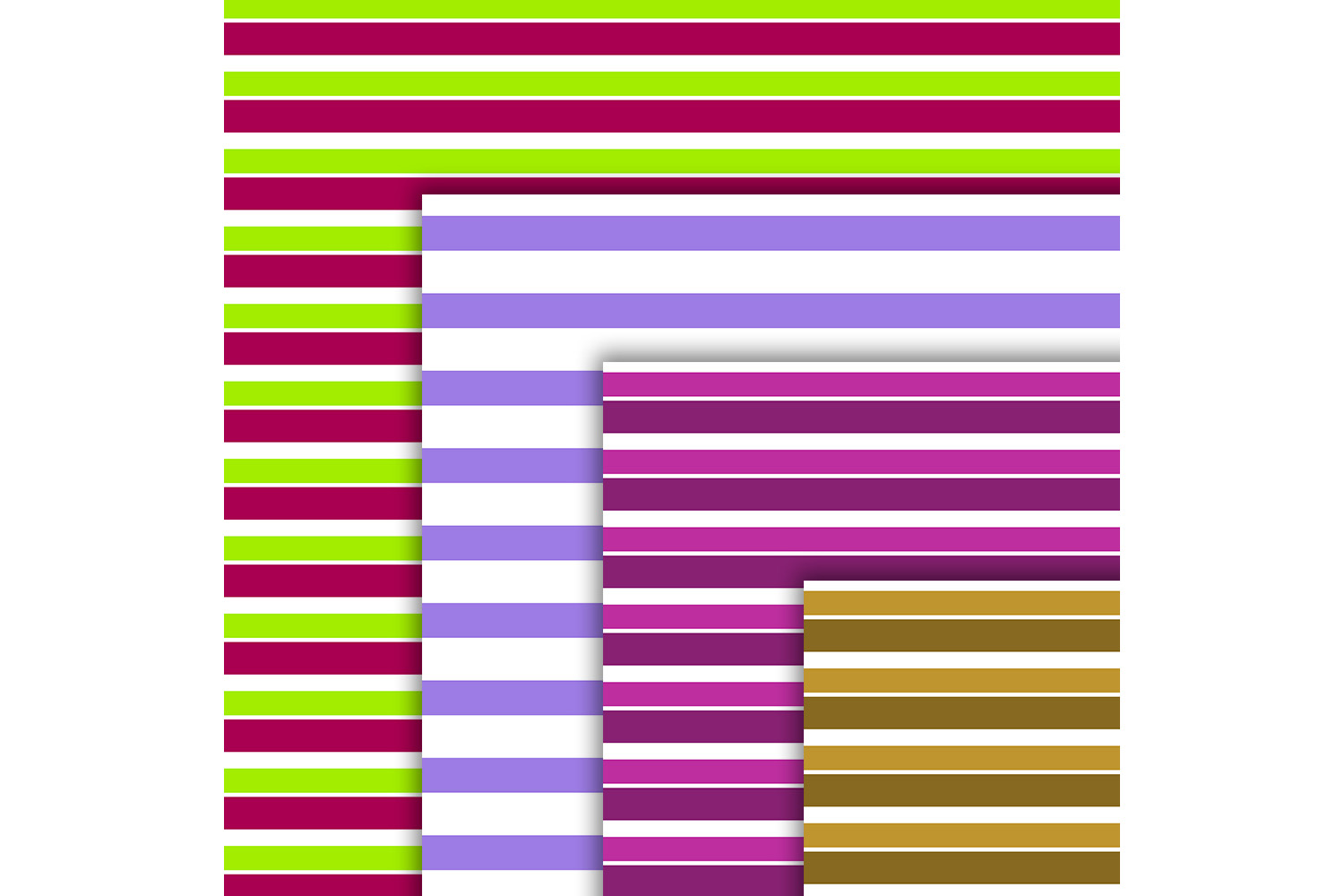 Colorful patterned, Striped Papers, Patterned, BLACK FRIDAY example image 4