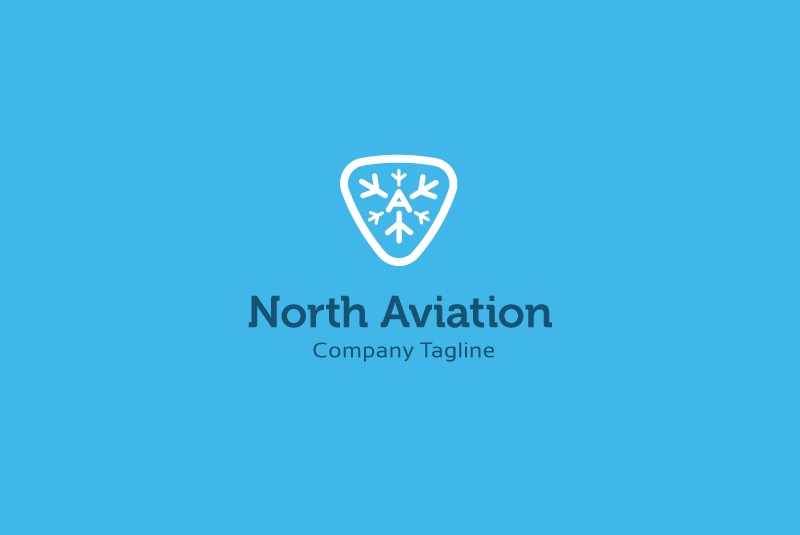 North Aviation Logo example image 2