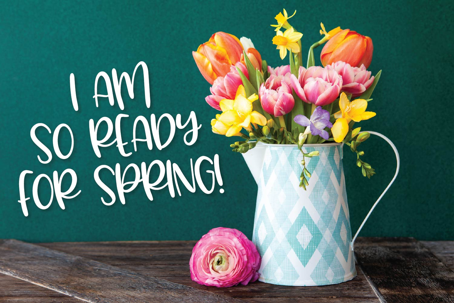 Spring Hopper - A Fun Hand Lettered Font! example image 5