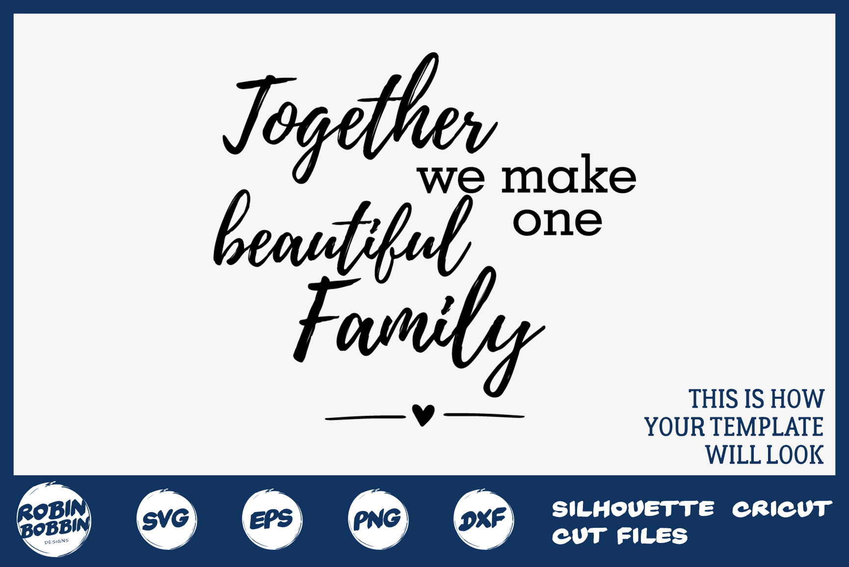 Family SVG, Newlyweds SVG, In Love svg, Personalized Family example image 2
