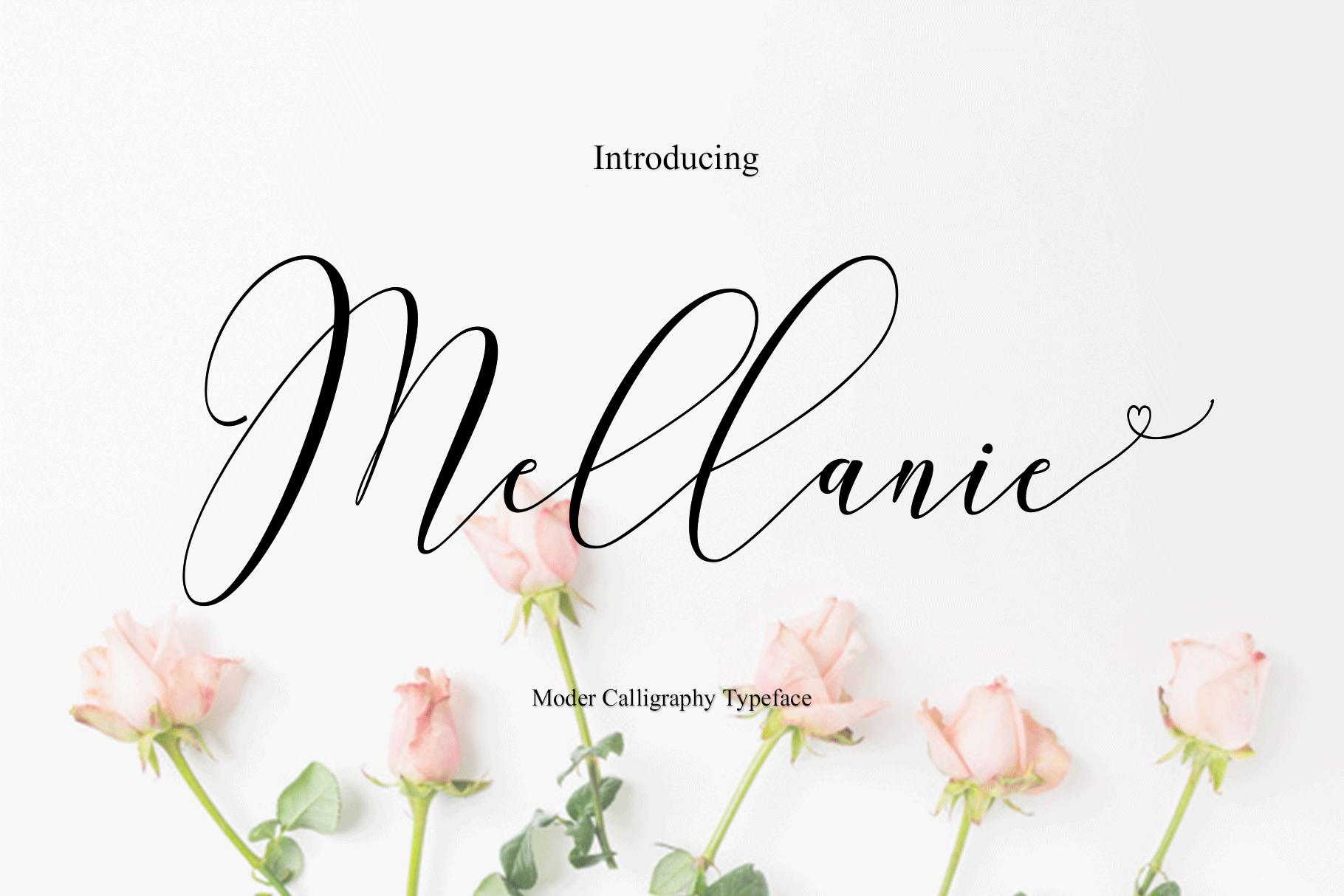 Mellanie example image 1