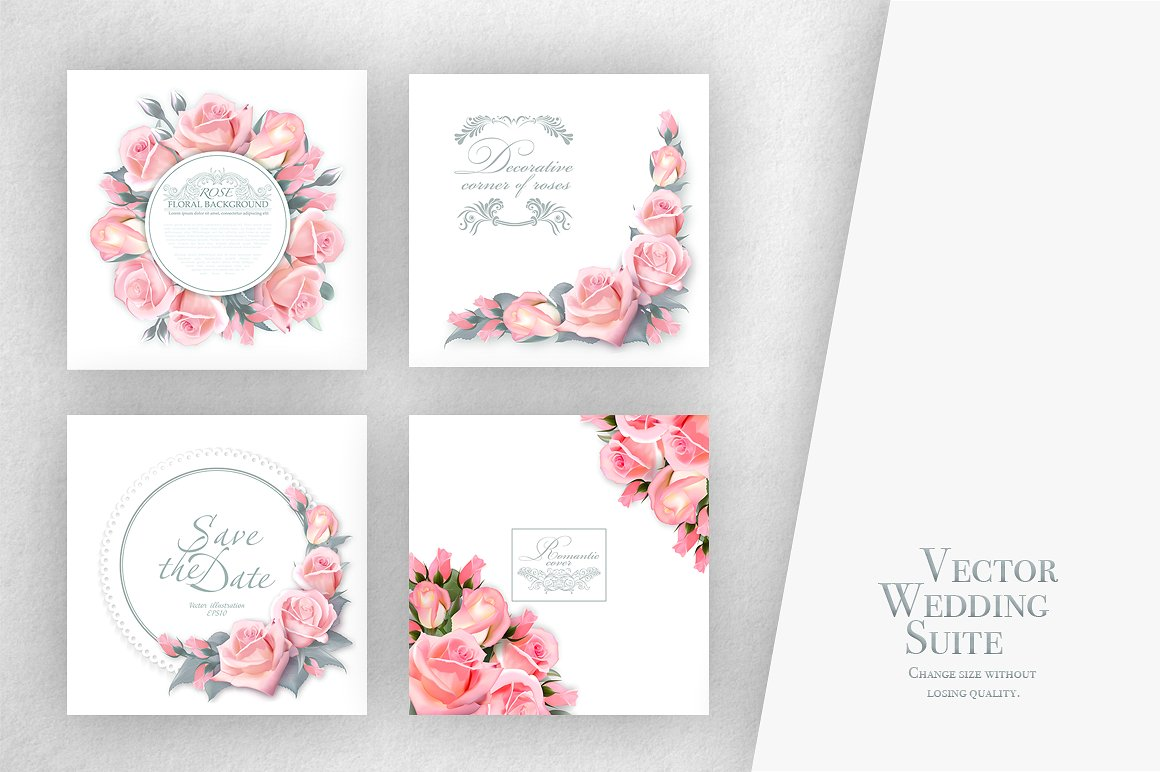 Vector Wedding Suite example image 6