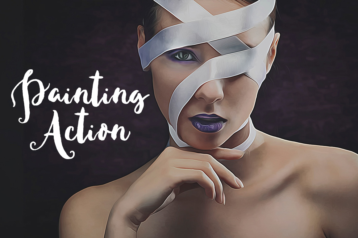 Realistic Painting Action example image 5