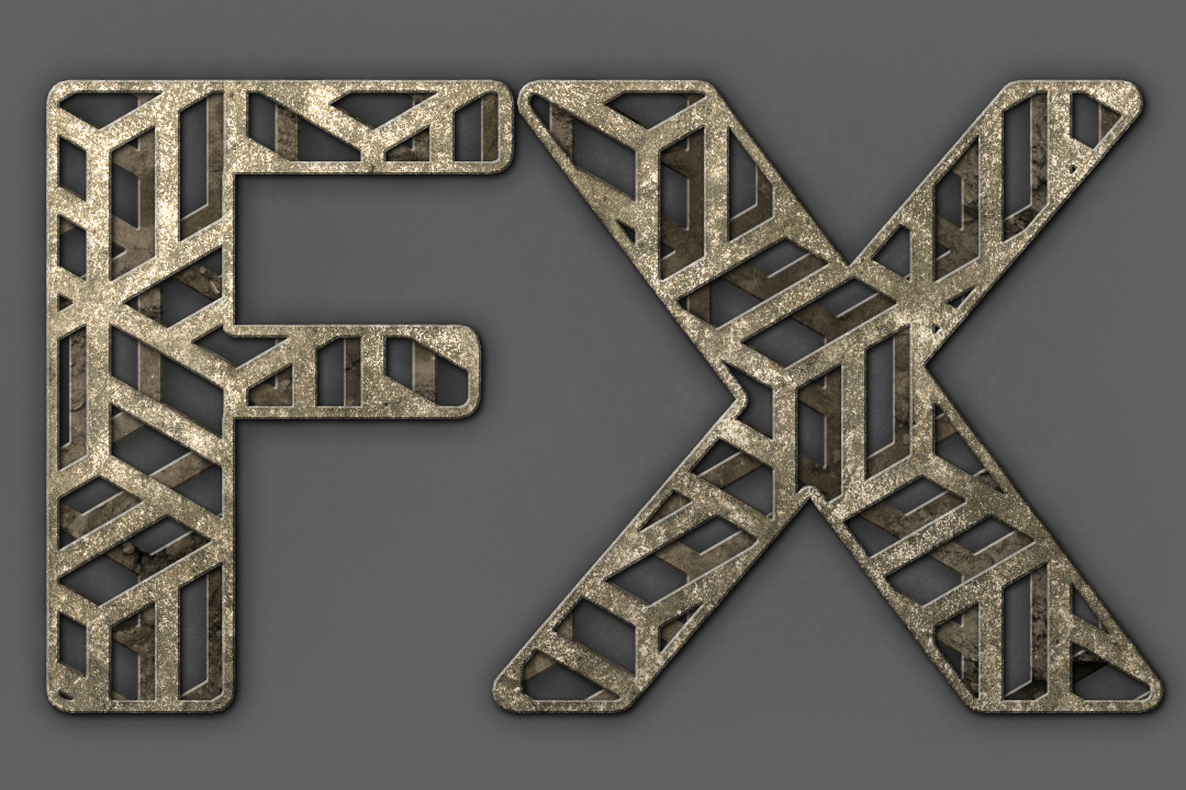 Dungeon TextFX example image 10