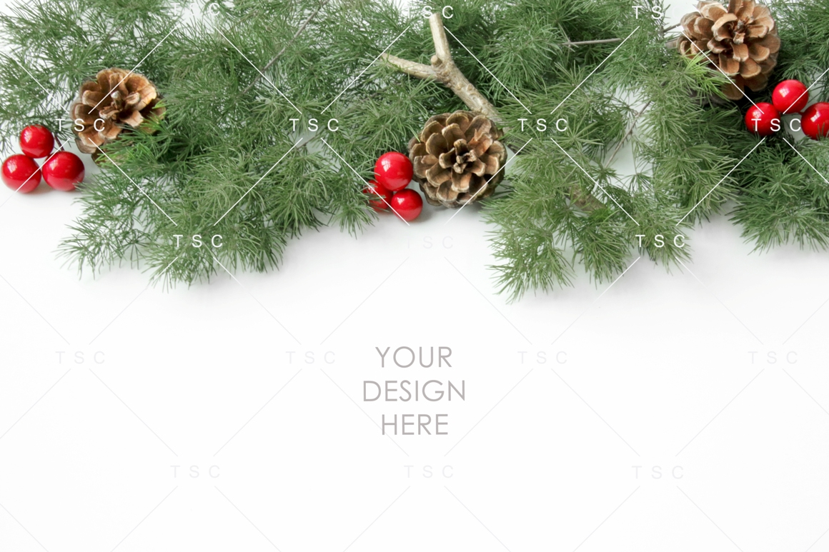 Christmas Stock Bundle / Background Image / Red / Green example image 8