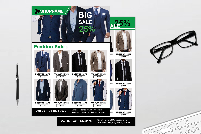Flyer - Fashion example image 7