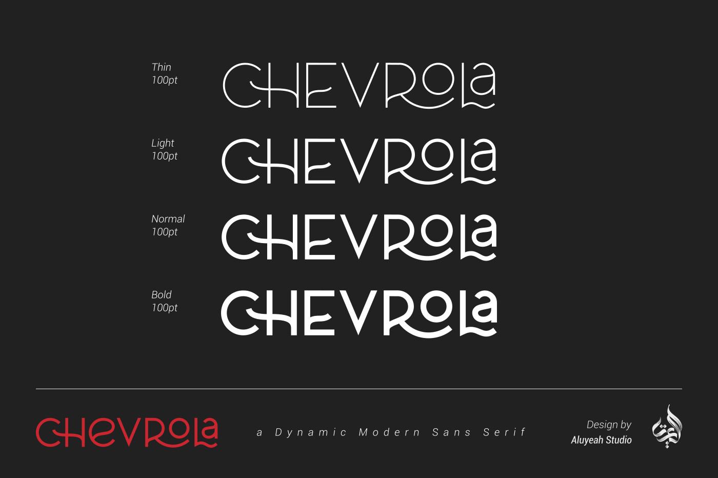 AL Chevrola example image 5