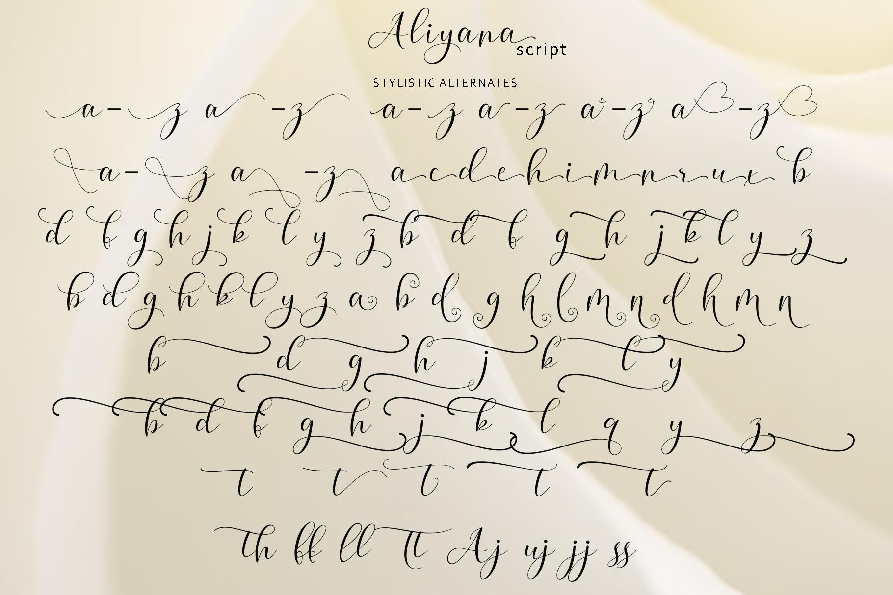 Aliyana example image 9