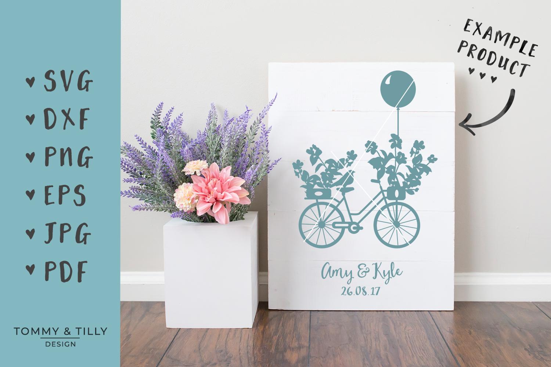 MEGA BUNDLE! Romantic Cut Files - SVG | Papercut example image 4