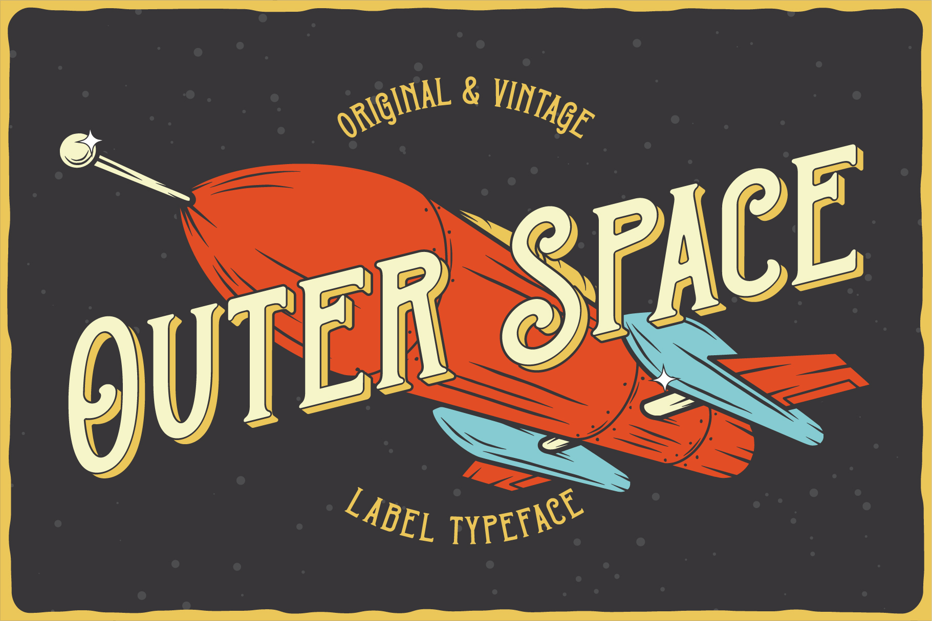 Outer Space Bundle example image 5