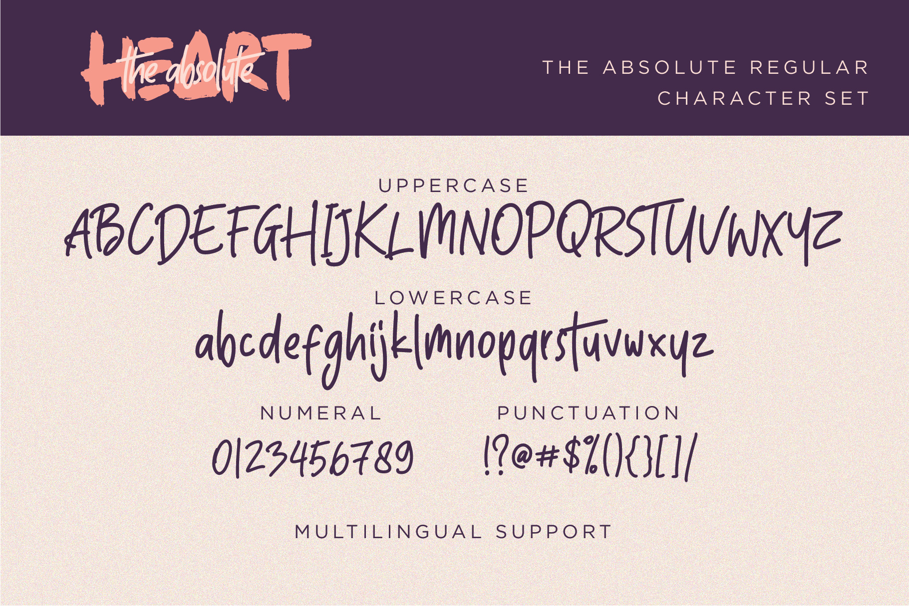 The Absolute - Font Duo example image 7