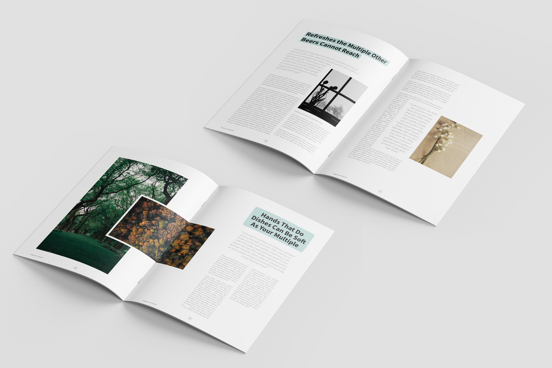 Modern Multipurpose Magazine Layout example image 7