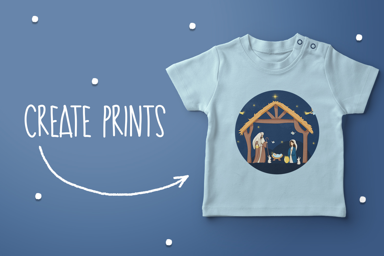 Nativity example image 3