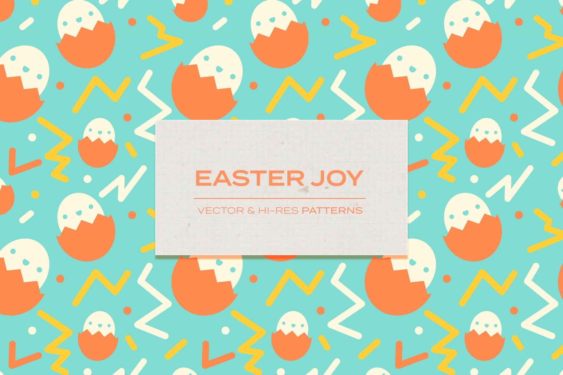 Easter Joy Patterns example image 1