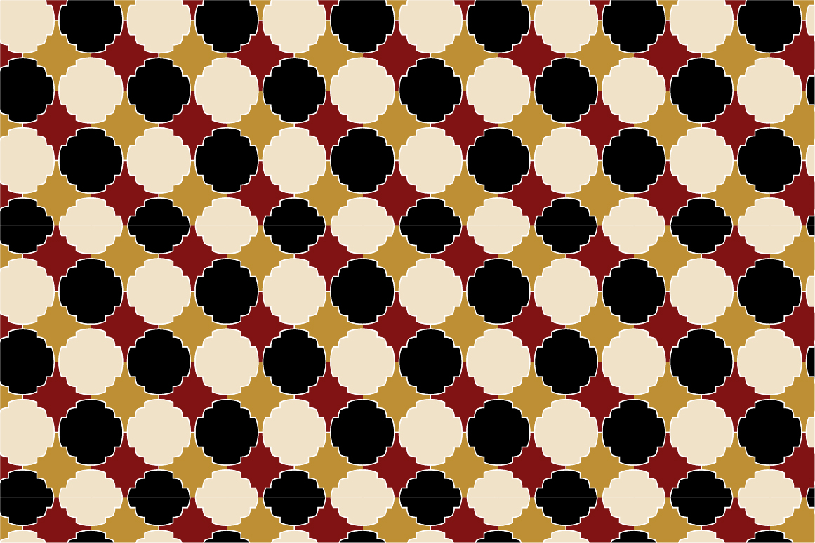 Retro ornamental patterns. example image 2