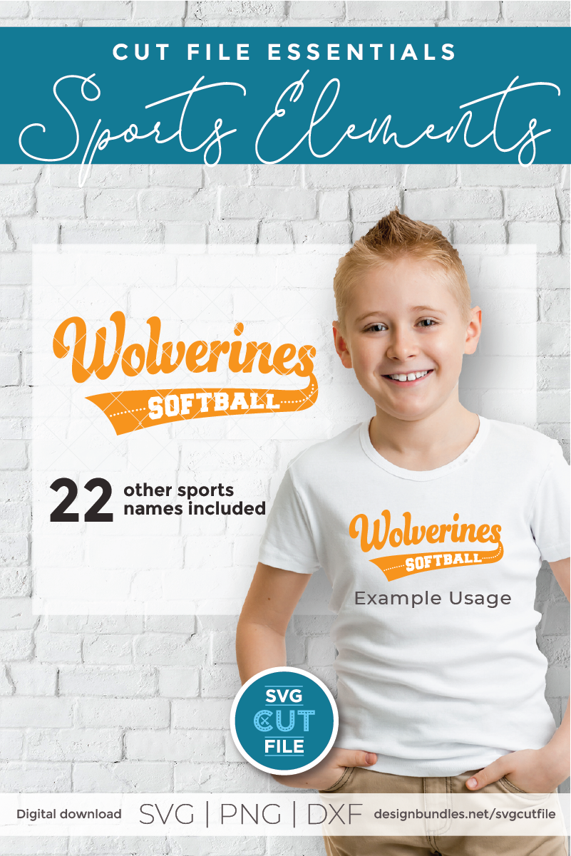 Wolverines svg, Wolverines svg bundle, Wolverines baseball example image 3