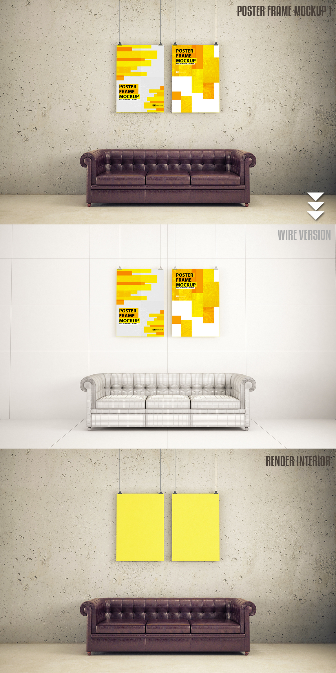 Interiors Mock-up Vol. 3 example image 8