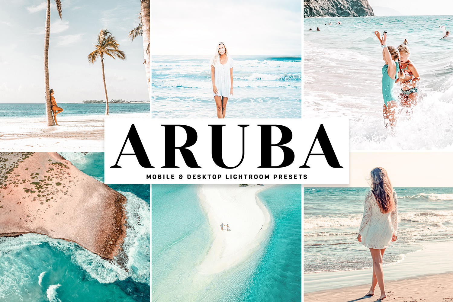 Aruba Mobile & Desktop Lightroom Presets example image 1