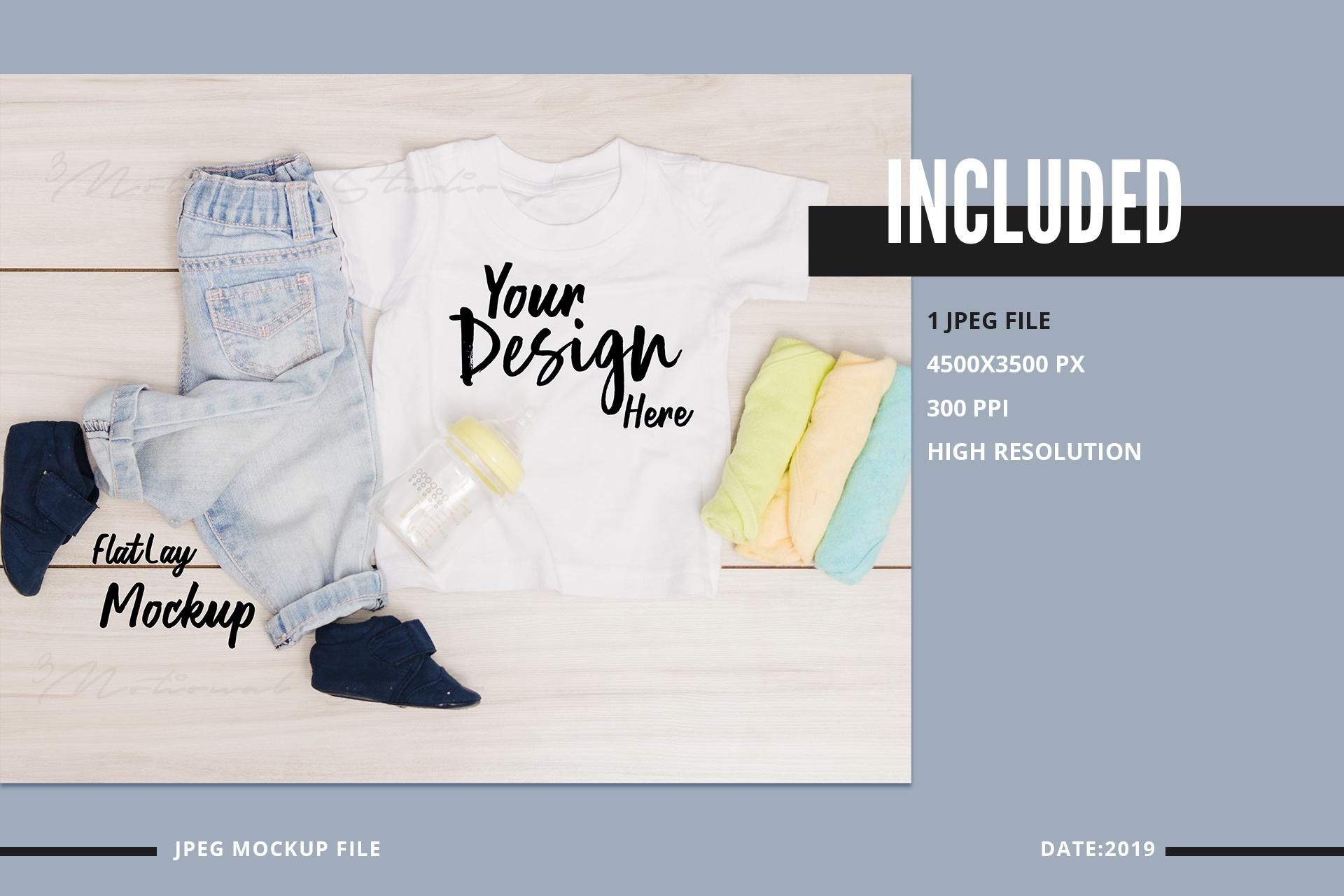 Neo T-Shirt Mockup Volume 22 example image 2