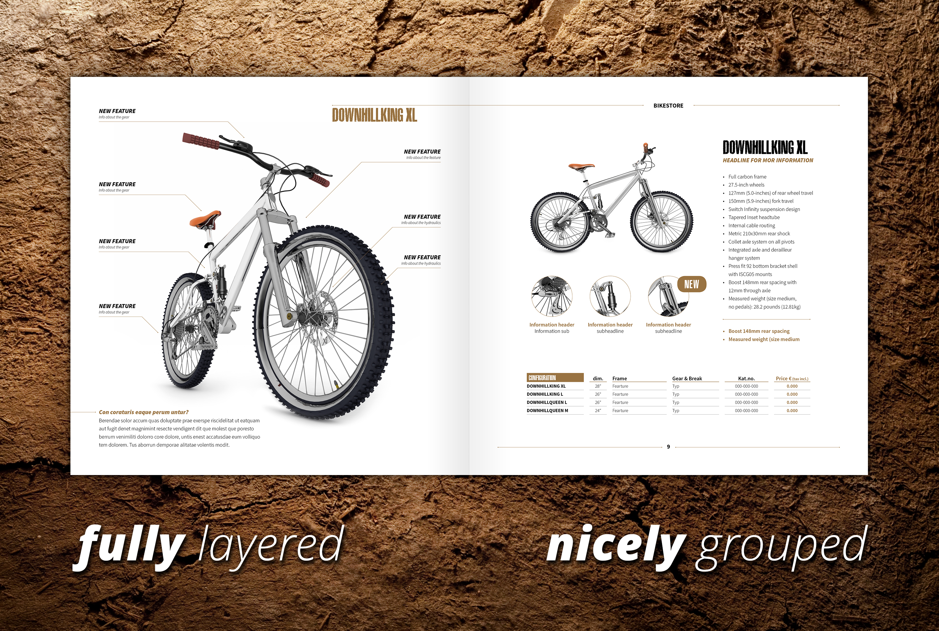 Downhill - Sales & Image Brochure example image 2