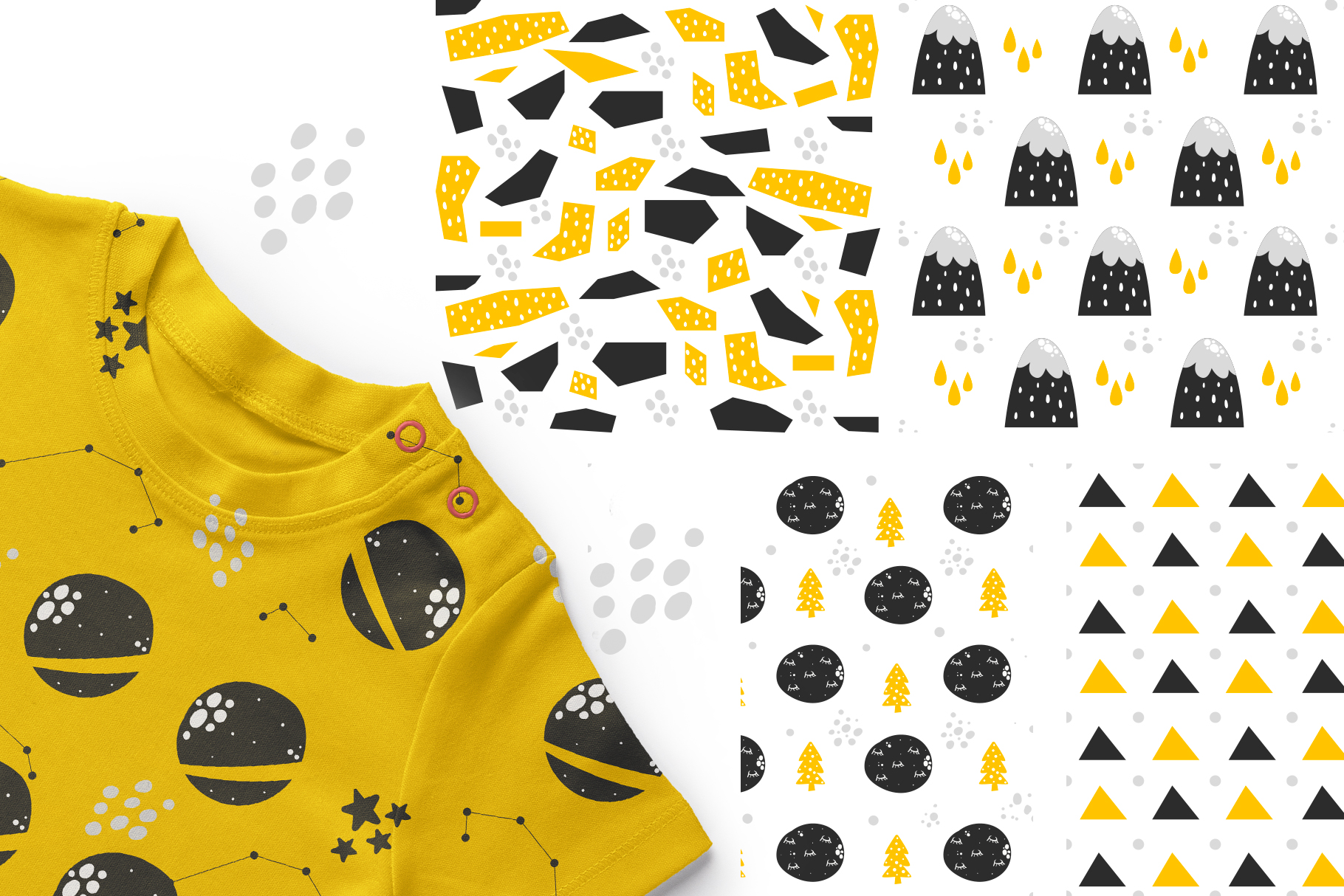 Baby patterns Bundle example image 3