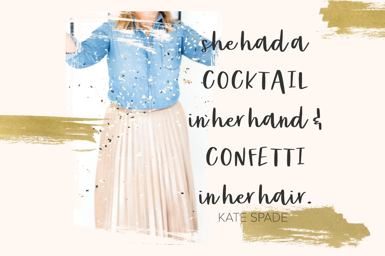 Party Dress Cursive Font example image 5