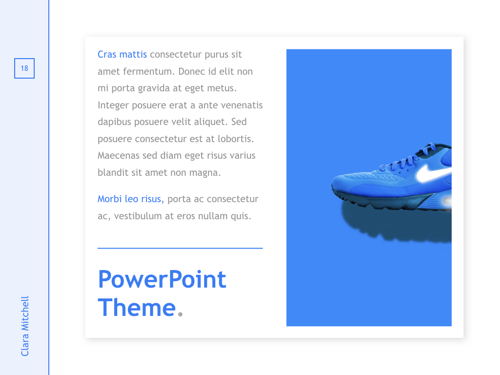 Fashion Designer PowerPoint Template example image 18