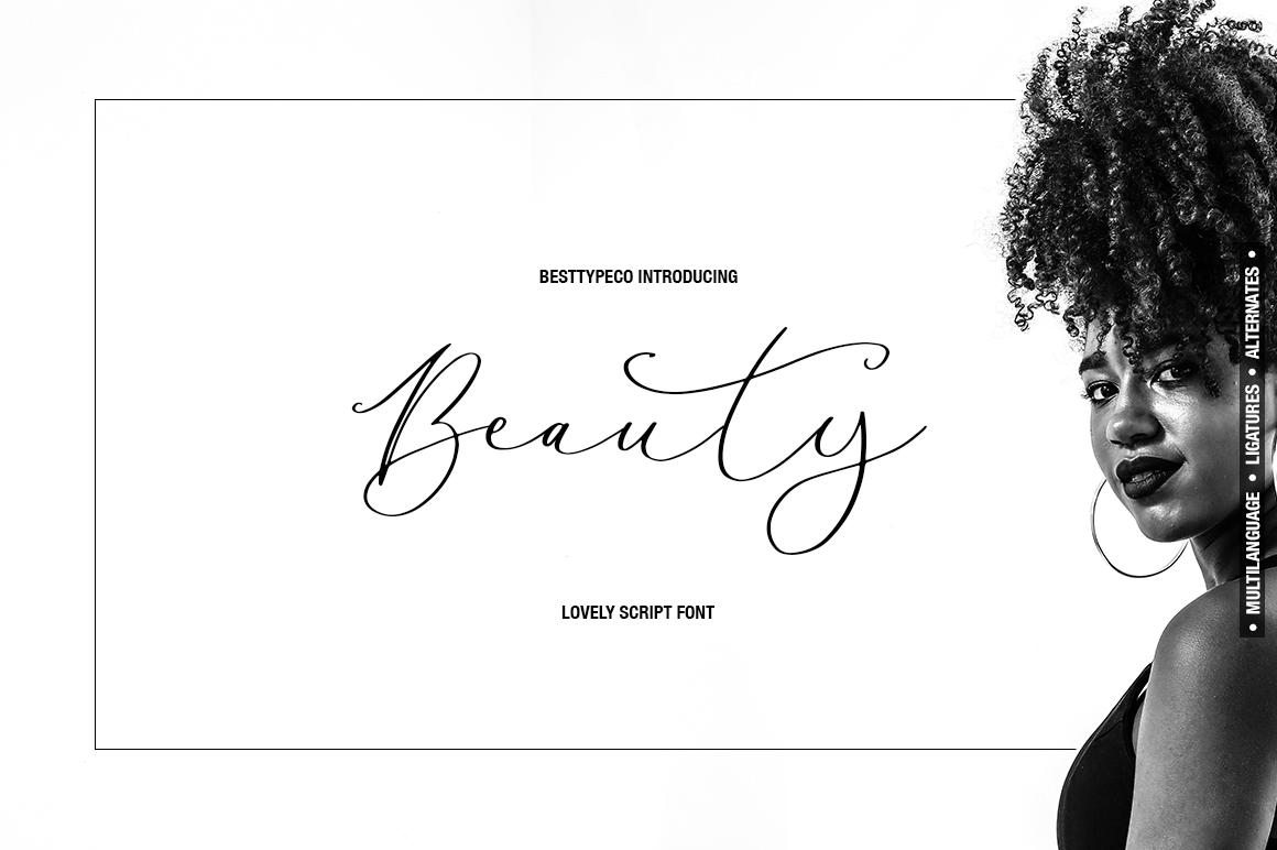 Freshly Font Bundle example image 2