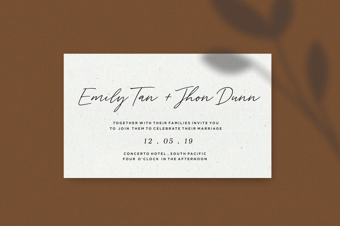 Tantinotes - Handwritten Font example image 3