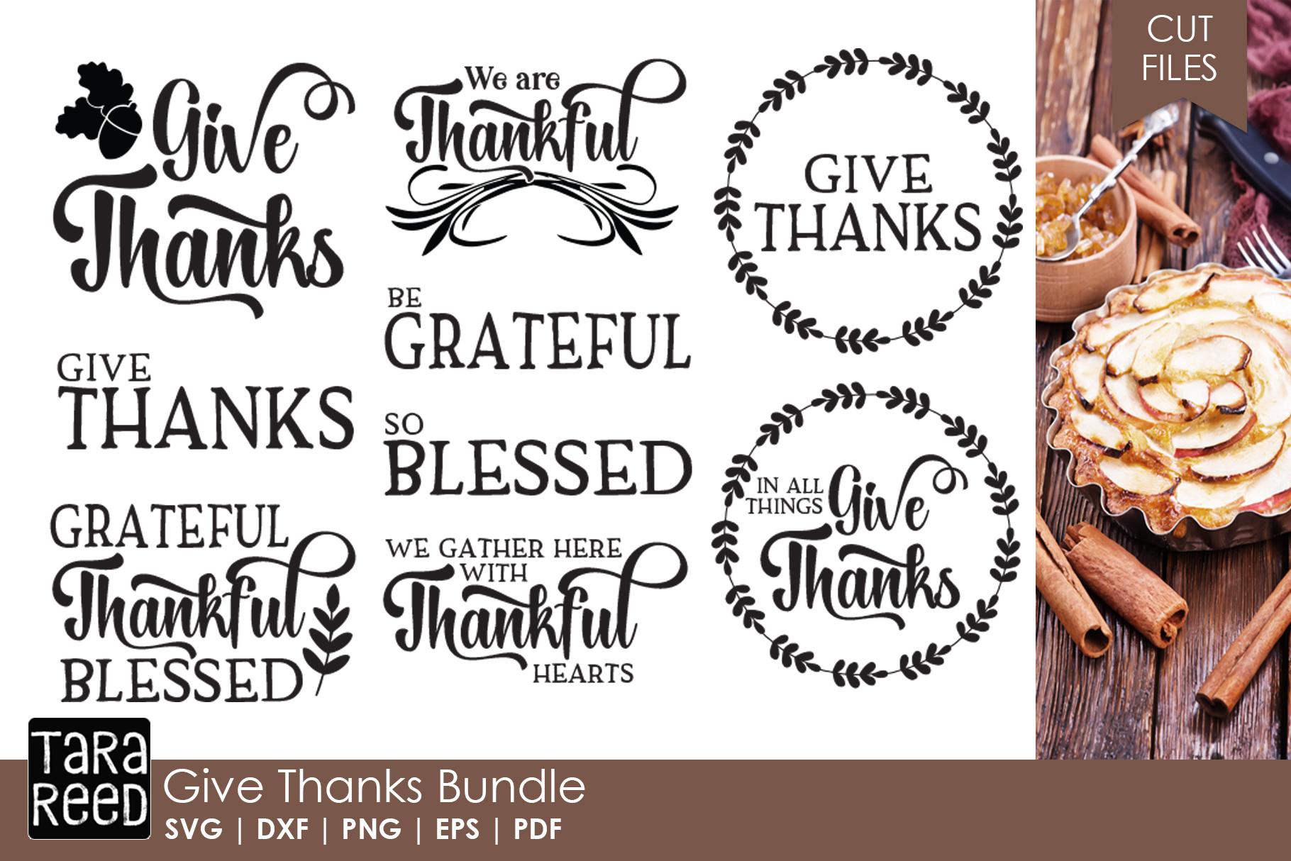 Thanksgiving MEGA Bundle example image 3