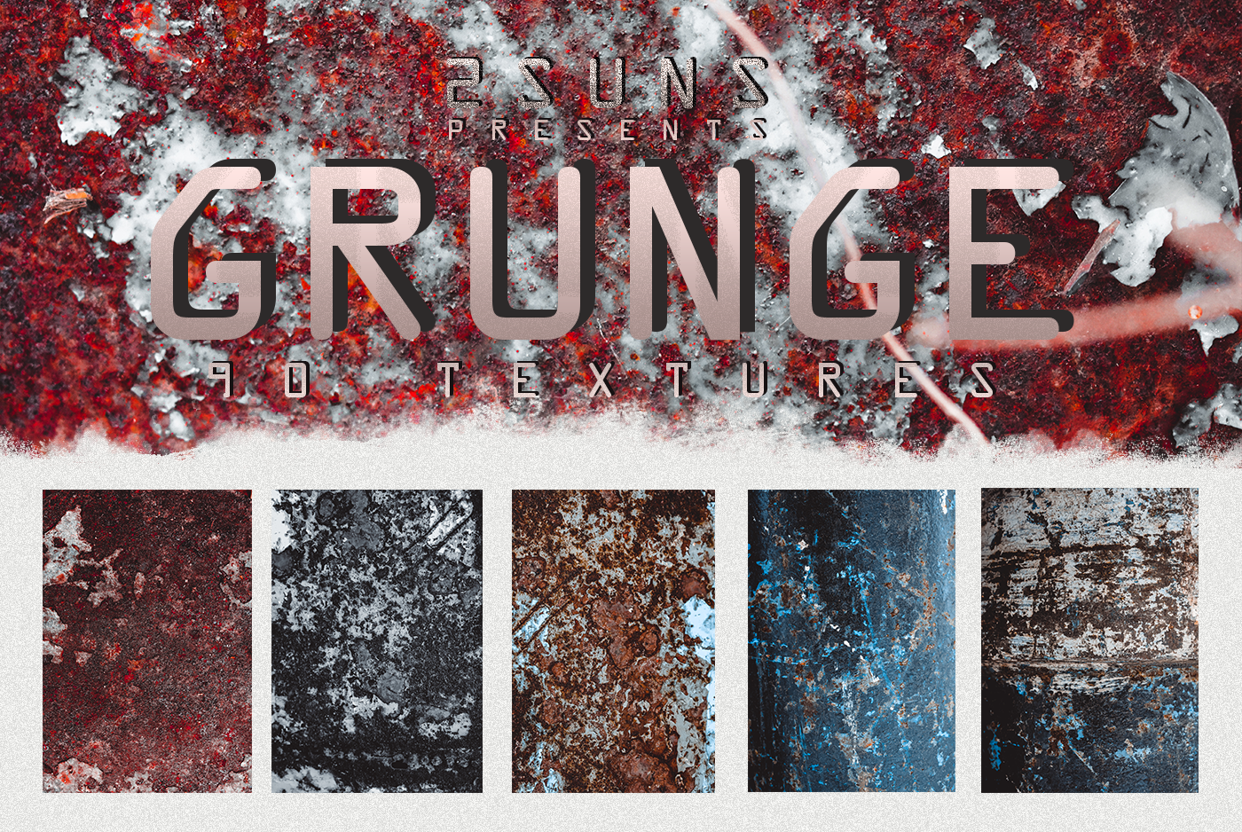 Spring overlays Grunge overlays textures, backdrop, dirty example image 5