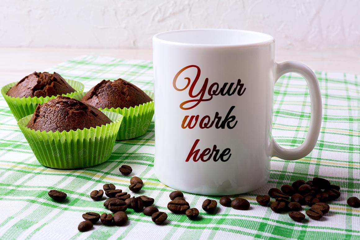 Coffee mug mockup bundle example image 10