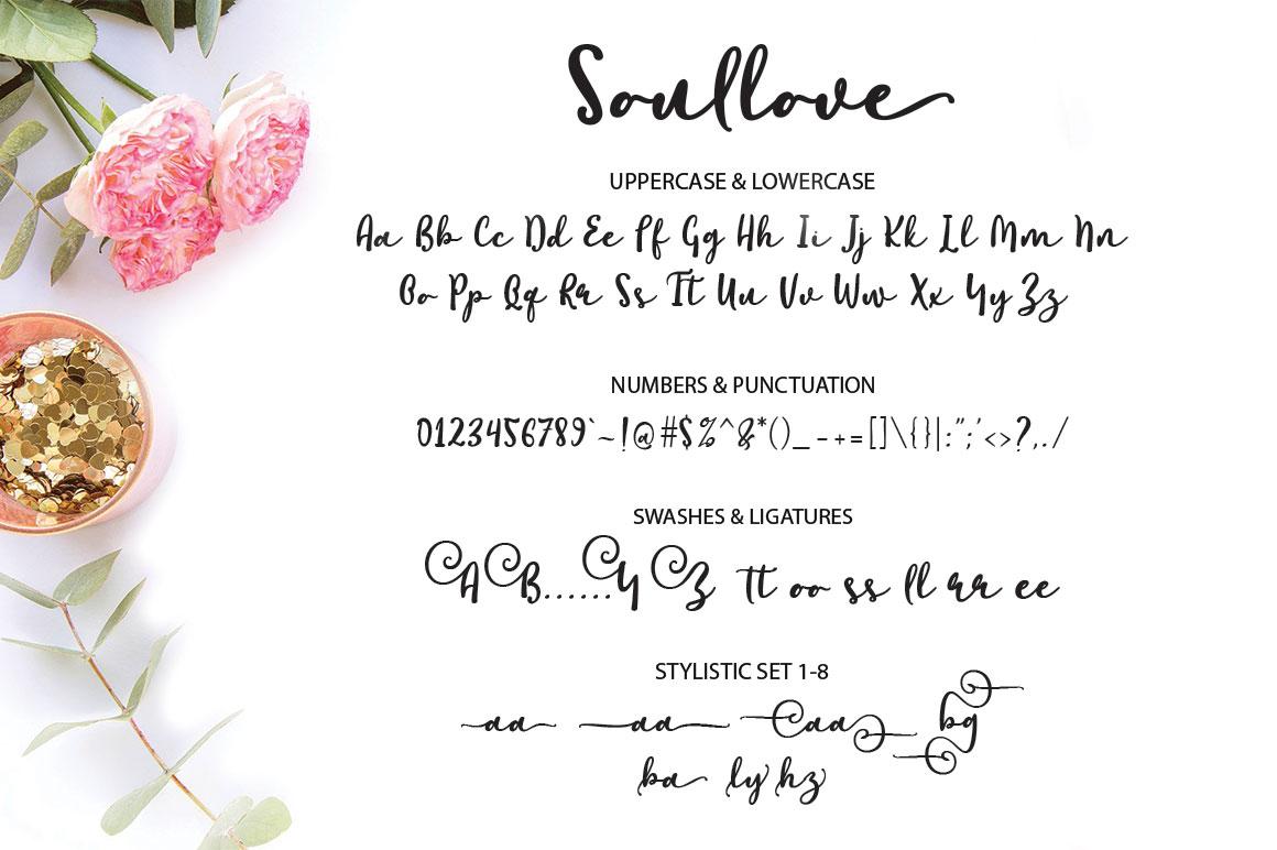 Soullove Script example image 7