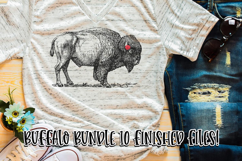 Buffalo Sublimation Bundle example image 10