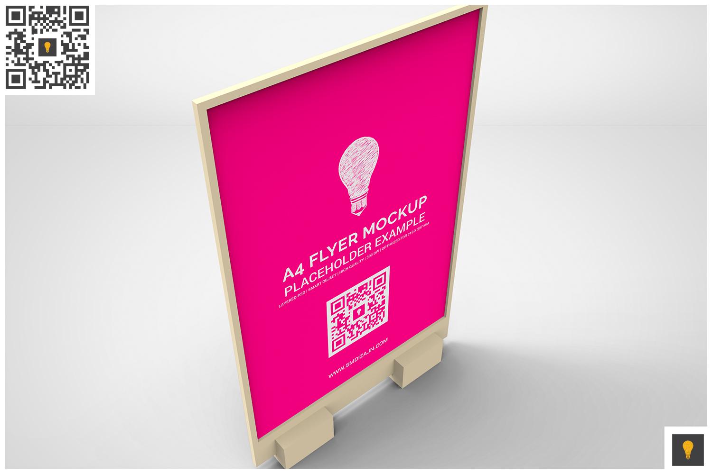 Flyer Display Mockup example image 9