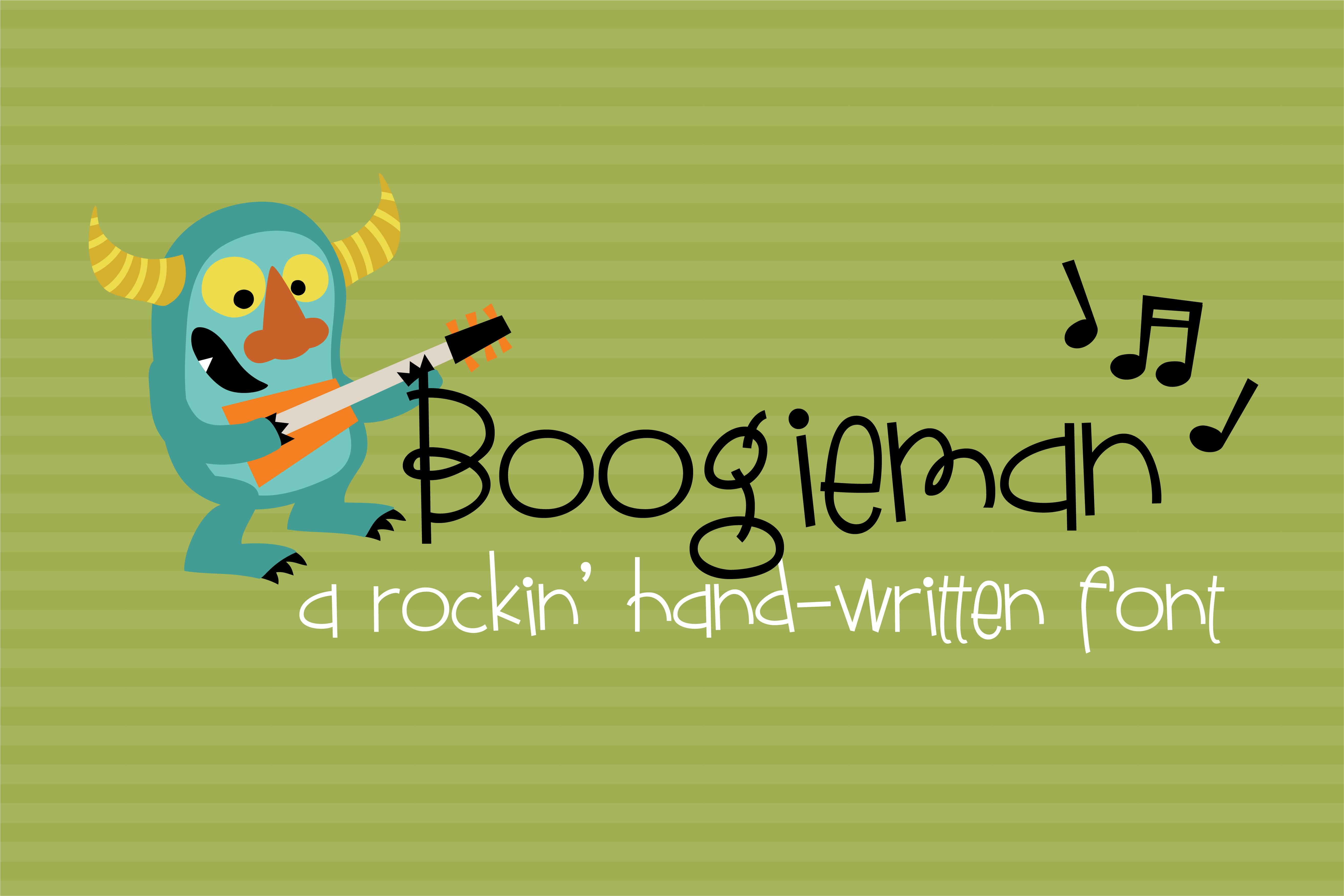 ZP Boogieman example image 1